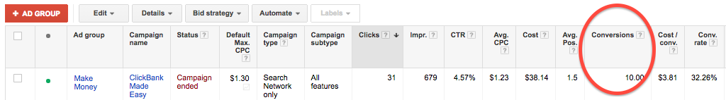 Adwords Campaign Structure Best Practices