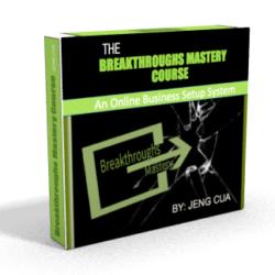 Breakthroughs Mastery Course