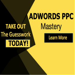 google adwords mastery